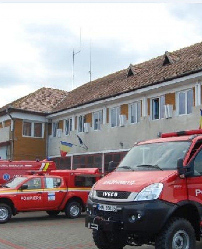 """""""Şcoala altfel"""", la ISU Alba: Peste 600 de copii au trecut pragul subunităților"""