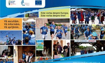 Patru ani de activitate Europe Direct Regiunea Centru, din cadrul ADR Centru