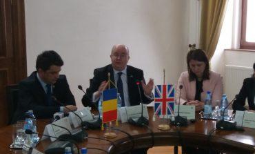 Ambasadorul Marii Britanii a vorbit la Alba Iulia despre Roșia Montană, legea grațierii și Brexit