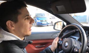 VIDEO: Ponturi pentru antrenarea privirii la volan, de la pilotul Mihai Beldie