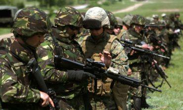 Armata Română caută 2.900 de rezervişti voluntari: Legea a intrat deja în vigoare