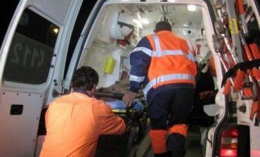 O femeie din Alba, care nu are un acoperiş deasupra capului a ajuns la spital din cauza gerului