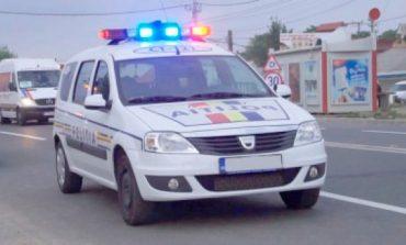 Accident la Cugir: Un bărbat a ajuns la spital după ce a fost acroşat pe trecerea de pietoni. Şoferul şi-a continuat drumul