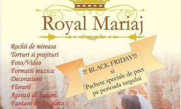 """3-5 februarie: Târgul de nunți """"Royal Mariaj"""", la Hotel Cetate din Alba Iulia. Cele mai bune oferte pentru un moment unic în viaţă"""