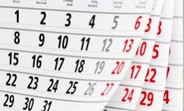 Zile libere 2018: Câte zile vor fi nelucrătoare şi când pică Paştele, Rusaliile şi Crăciunul