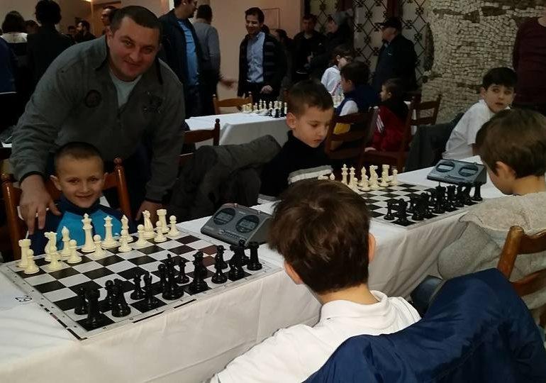FOTO: Patru medalii pentru şahiştii albaiulieni la Campionatele Naţionale de juniori