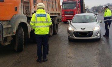FOTO: Amenzi de peste 91.000 de lei și 4 permise de conducere reținute în urma unei acţiuni organizate de IPJ Alba pentru prevenirea accidentelor rutiere