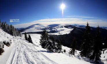 Starea pârtiilor în judeţul Alba: Zăpadă multă şi proaspătă la Şureanu şi Arieşeni, la început de vacanţă