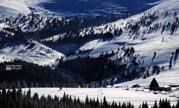 Starea pârtiilor în judeţul Alba: Primăvara se lasă aşteptată. Zăpadă din belşug la Şureanu şi Arieşeni