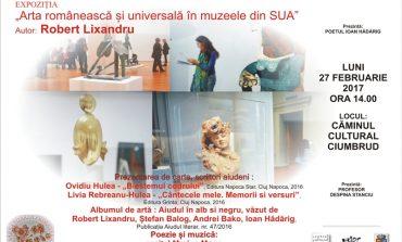 """27 februarie: Expoziţie de fotografie, prezentări de carte şi recital de poezie şi muzică, la """"Sărbătoarea primăverii"""", de la Căminul Cultural Ciumbrud"""