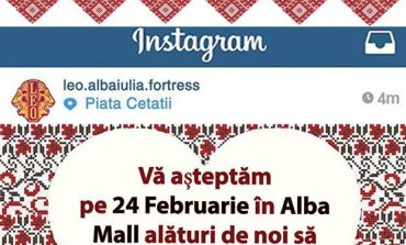 """24 februarie: """"Iubește românește"""", cu """"LEO Fortress"""". Fotografii cu tradiţie, la Alba Mall"""