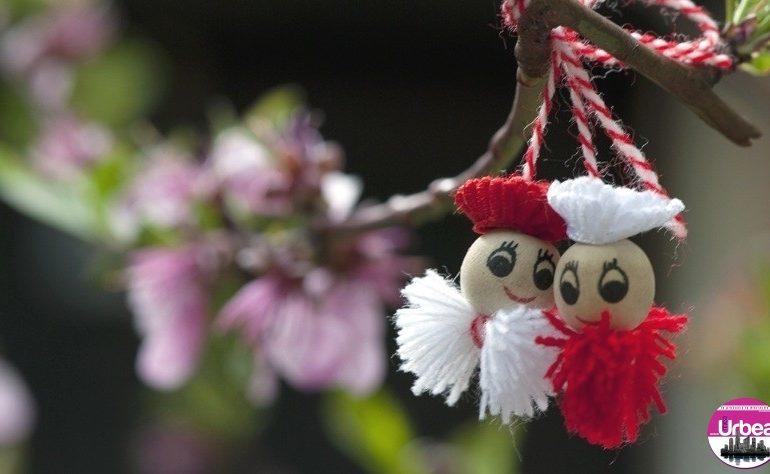 1 MARTIE, zi dedicată mărţişorului. Semnificaţiile şi legendele şnurului tors de Baba Dochia