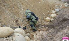 ISU Alba transmite care sunt obligaţiile cetățenilor la găsirea unor obiecte care ar putea fi elemente de muniţie neexplodată