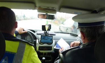 Într-o singură zi, peste 140 de şoferi au fost amendaţi de poliţişti, în judeţul Alba