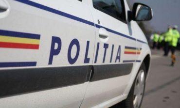 (UPDATE) Accident mortal la Sântimbru: Un bărbat a decedat după ce s-a răsturnat cu maşina