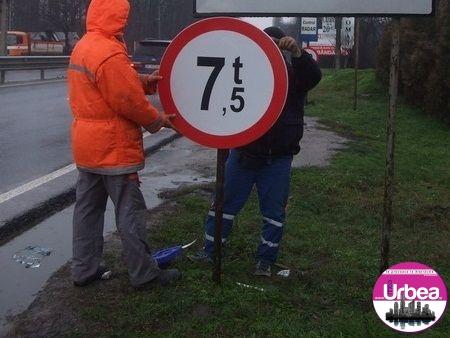 Centrul INFOTRAFIC: Restricţii de circulaţie pentru autovehiculele cu masa totală maximă autorizată mai mare de 7,5 tone, în Alba și alte 14 județe din țară