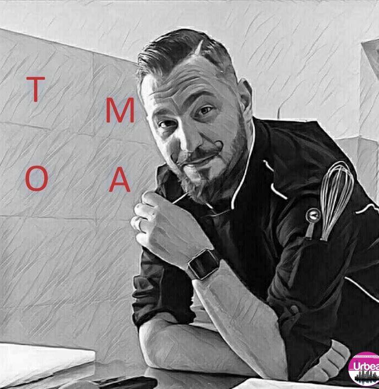 """(INTERVIU) Chef Toma Ioan Cosmin: """"Multe preparate m-au inspirat din melodiile multor cântăreţi de seamă…"""""""