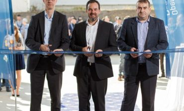 FOTO: Star Transmission, filială a grupului Daimler, a inaugurat o nouă unitate de producţie la Cugir