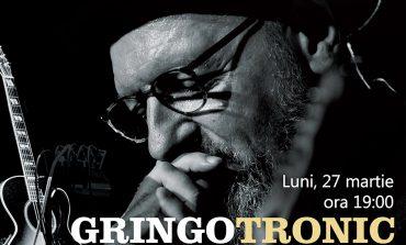 27 MARTIE: Concert GringoTronic cu AG Weinberger, la Teatrul de Papusi Prichindel Alba Iulia