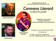 29-30 martie: Caravana literară - scriitori în şcoală, la Alba Iulia. Elevii şi studenţii se vor întâlni cu Lucian Dragoș Bogdan, Dănuț Ungureanu și Bogdan Hrib