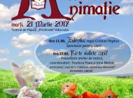 """MARŢI: Ziua Teatrului de animaţie, marcată la Alba Iulia prin spectacolul """"Zulenka"""", prezentat de Teatrul de Păpuşi """"Prichindel"""""""