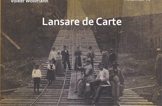 """Lansarea cărţii """"Patrimoniul preindustrial și industrial în România"""", volumul IV, la Sala Unirii din Alba Iulia"""