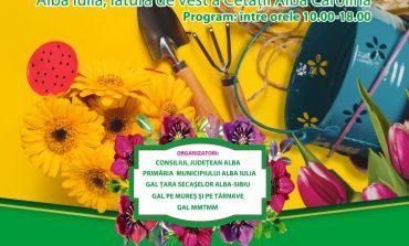 24-26 MARTIE: Târgul Grădinarului, editia a IX-a, pe Latura de Vest a Cetăţii Alba Carolina
