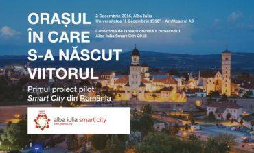 """8-9 APRILIE: Concurs de proiecte în tehnologie, pe echipe, în cadrul proiectului """"Alba Iulia Smart City 2018"""""""