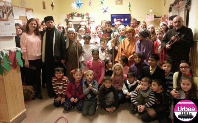 Un preot din Războieni, judeţul Alba ajută peste 200 de copii şi vârstnici din familii nevoiaşe