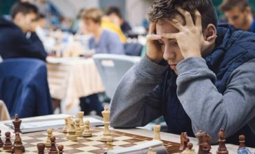 Albaiulianul Mihnea Costachi, locul 8 la proba de blitz, la Campionatele Mondiale de juniori din Grecia