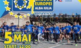 5 MAI: Crosul Europei 2017, în Cetatea Alba Carolina. S-a dat startul înscrierilor la cea de-a patra ediție