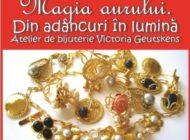 """Miercuri: Expoziţia """"Magia Aurului. Din adâncuri în lumină"""", la Sala Unirii din Alba Iulia"""
