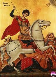 DUMINICĂ: Biserica Ortodoxă îl prăznuieşte pe Sfântul Mare Mucenic Gheorghe. Semnificaţii religioase pentru această zi