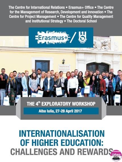 """JOI şi VINERI: Workshop internaţional despre educaţie, la Universitatea """"1 Decembrie 1918"""" din Alba Iulia"""