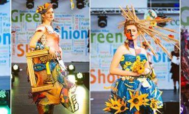 JOI: 20 de echipe de liceeni se întrec în creativitate la Green Fashion Show 2017. Concert DJ Rynno şi Sylvia