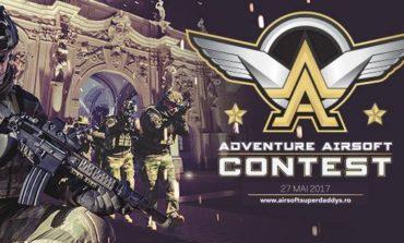 Sâmbătă: Adventure Airsoft Contest, a doua ediţie, la Alba Iulia. Programul evenimentului