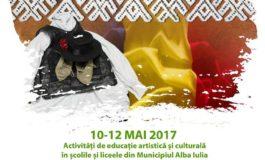 Ce faci duminică? HAI LA O POZĂ POPULARĂ:  Ziua Naţională a Portului Tradiţional din România sărbătorită la Alba Iulia