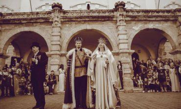 FOTO: Tărâm fermecat, plin de poveste și de istorie, la Alba Iulia. Cetatea a prins viață la Noaptea Muzeelor
