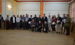 1-11 mai: La Sebeş s-a desfăşurat Tabăra Internaţională de Grafică