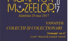 """SÂMBĂTĂ: """"Noaptea Muzeelor"""", la Muzeul de Istorie și Științele Naturii din Aiud"""