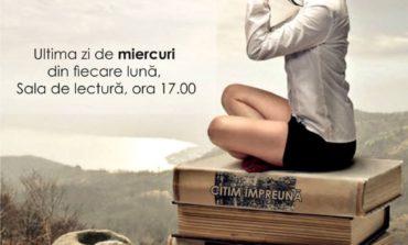 """MIERCURI: """"Ghidul nesimțitului"""", în dezbatere la Clubul de carte """"LecturALBA"""", la Biblioteca Judeţeană """"Lucian Blaga"""" din Alba Iulia"""