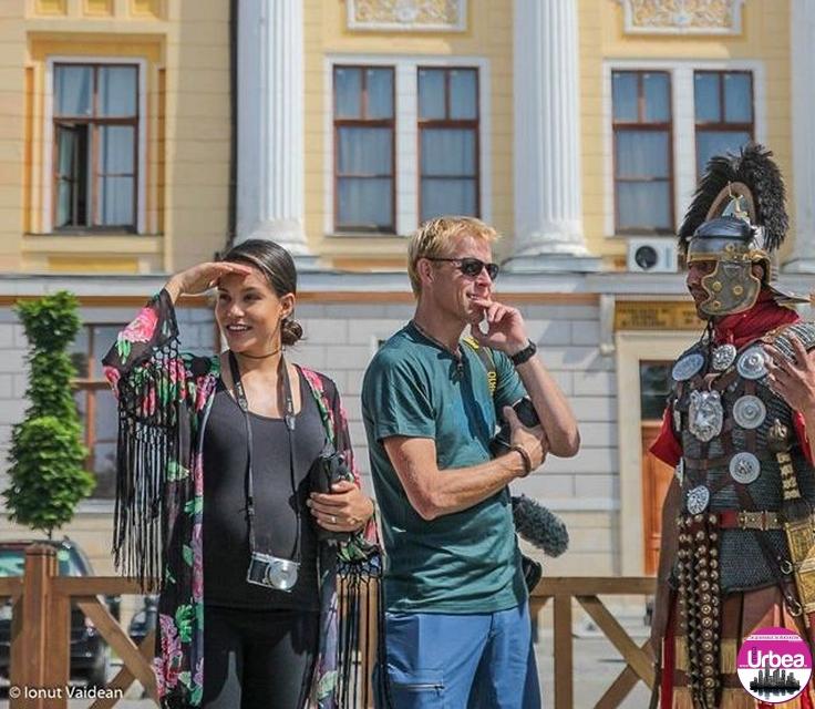 Ben Southall vrea să stabilească un nou record la Alba Iulia: Pista de biciclete din Şanţurile Cetăţii Alba Carolina va fi închisă până la ora 21.00