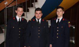 """FOTO: Două premii şi o menţiune pentru elevii Colegiului Naţional Militar din Alba Iulia, la Concursul Naţional de Informatică Aplicată """"CIP"""" 2017"""
