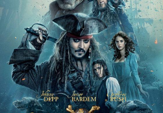 Pirates of the Caribbean: Dead Men Tell No Tales 3D [premieră la cinema din 26 Mai]