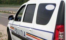Accident la Ighiu: Două persoane au fost rănite după ce un tractor s-a răsturnat