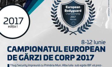 (VIDEO) 8-12 IUNIE: Campionatul European de Gărzi de Corp, prima ediţie, la Alba Iulia. Programul
