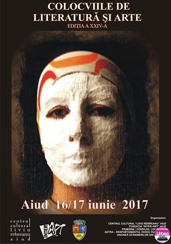 16-17 iunie: Colocviile de literatură și arte, ediția a XXIV-a, la Aiud
