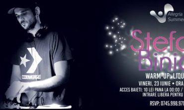VINERI: Outdoor Party la Allegria Spa & Wellness din Alba Iulia. Invitat special, Ştefan Biniak