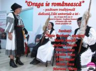 """ASTĂZI: Centrul de Resurse """"Academia Doamnelor"""" din Alba Iulia organizează sezătoarea tradiţională """"Dragă ie românească"""""""
