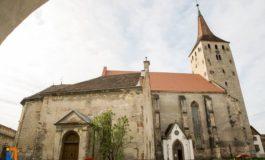 FOTO ADR Centru:  Biserica Reformată din Aiud și Cetatea Făgărașului, puse în valoare prin POR 2014-2020